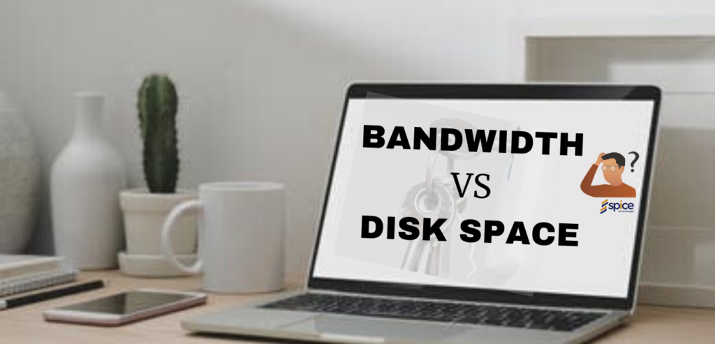 WEBSPACE AND BANDWIDTH FOR WEBSITE - SPICE TECHNOLOGIES